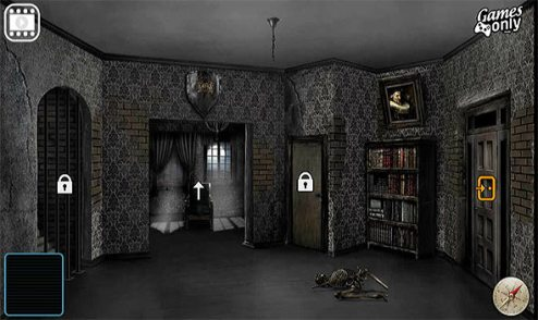 Escape The House Of Fear   DarkHorrorGames House of Fear  inside the house