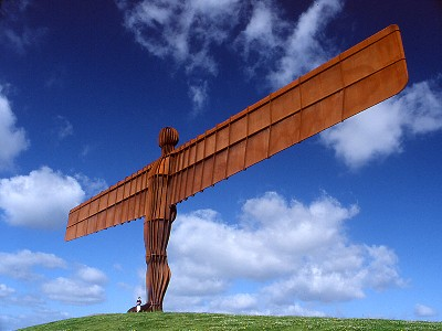 angel of the north anthony gormley