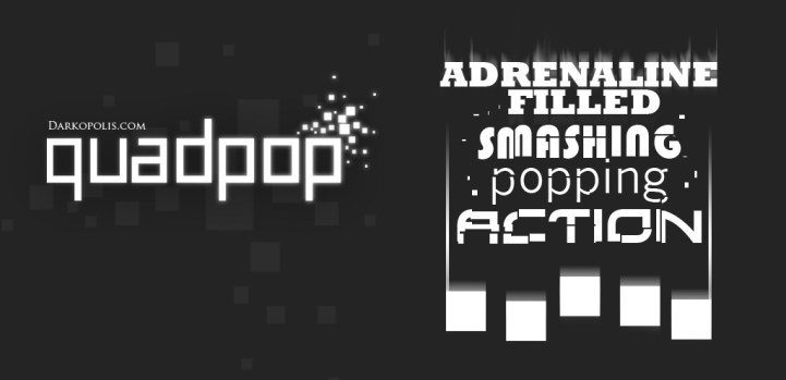 quadpop - iOS game
