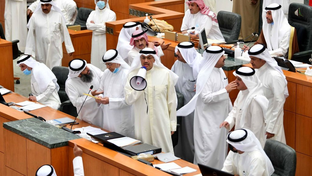 نواب يحاولون وقف تصويت مجلس الأمة على طلب الغاء قرار تأجيل استجوابات رئيس الوزراء