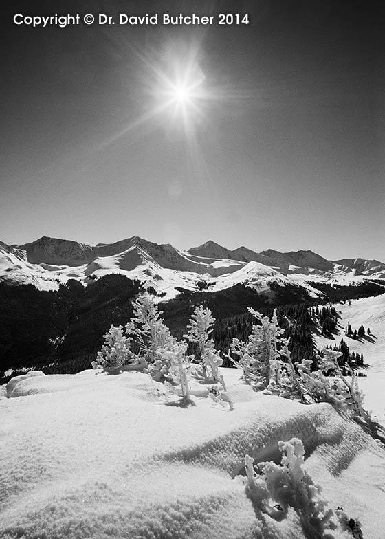 Copper Mountain Excelerator View