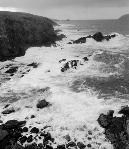 Dunmore Head coastline near Slea Head