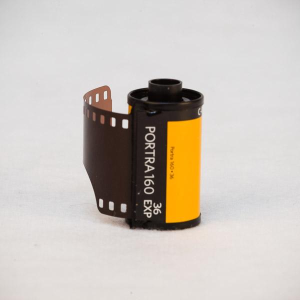 Kodak Porta ASA 160 35mm Film