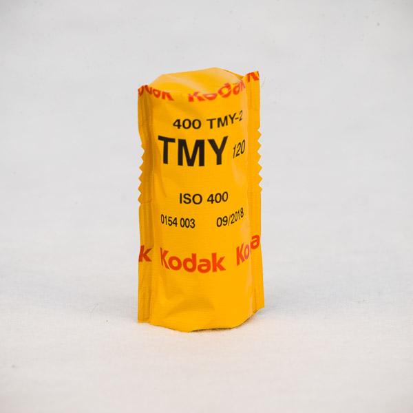 Kodak T Max ASA 400 120