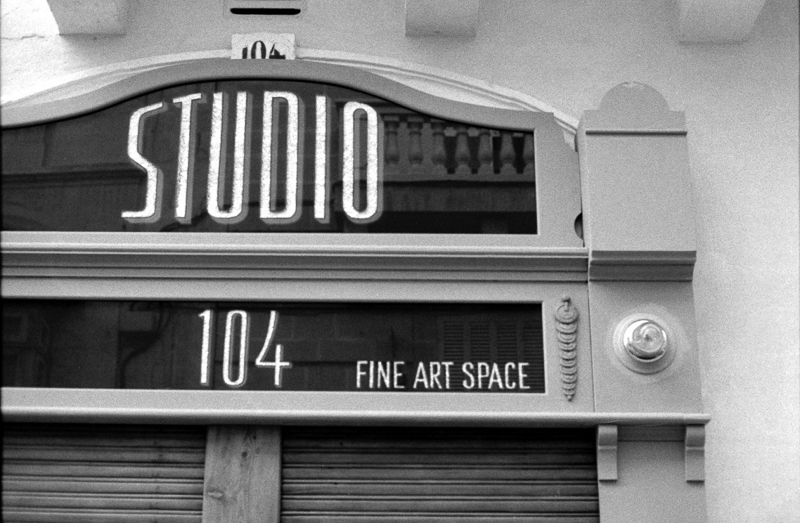 Fine Art shop, Pushed, asa400,asa1600,35mm film, 120 film, black and white,Valletta, Darkroom Malta