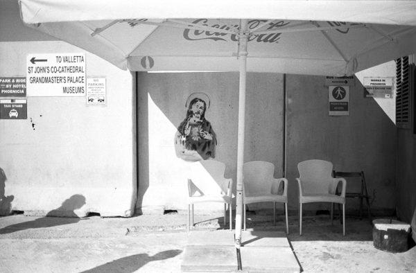 Agfa APX 100, Darkroom Malta, Scanning Negatives, 35mm Film, Street Photography, Black and White