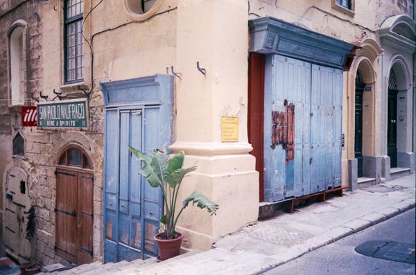 Valletta, Expired Timee, 35mm Film, Agfa Vista, Analog, Valletta 18, St.Pauls's, 3 Dec 2017, Valletta Malta