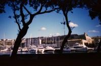 Kodak Portra 400, Sliema and Valletta