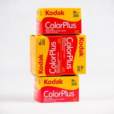 Kodak Color Plus, Special Price, Darkroom Malta, C41, Cheap Film