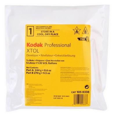 Kodak Xtol, Powder Developer, 35mm FIlm, Analog, Darkroom Malta