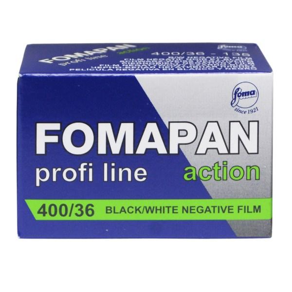 Fomapan 400, General use budget film.