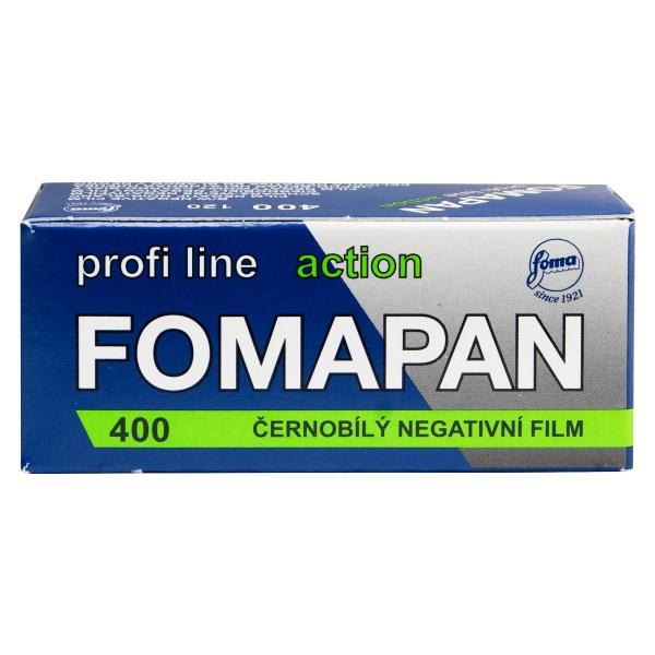 Fomapan 400 Medium Format
