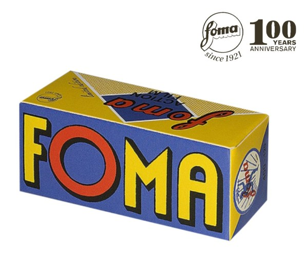 Foma 400 Action