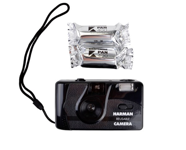 Harman Re Usable Camera