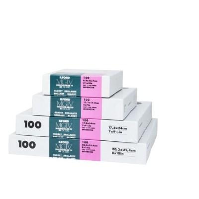 ILFORD, Multigrade, V 1M DeLux Gloss, Resin Silver Gelatin, Darkroom Malta