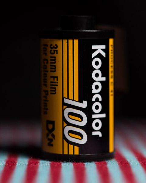 Kodak Color 100, Expired