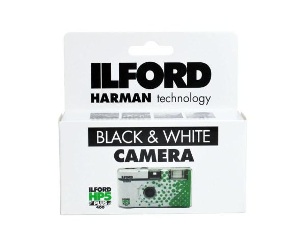 Ilford HP5+ Disposable camera