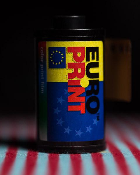 Euro Print Film, Expired Film