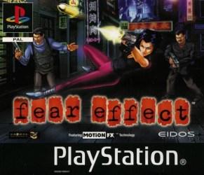 06 - Fear Effect pochette