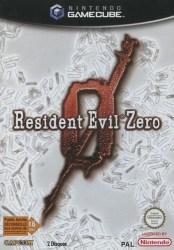 28 - Resident Evil 0 pochette