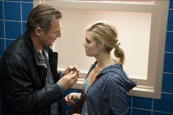 TKN3-052 —  Liam Neeson and Maggie Grace in TAKEN 3.