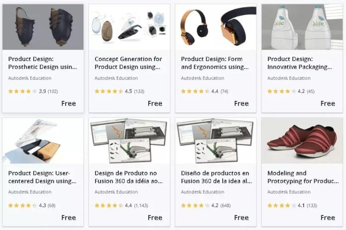 Autodesk Free Udemy Course