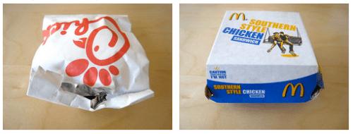 Chick-fil-A vs. McDonalds
