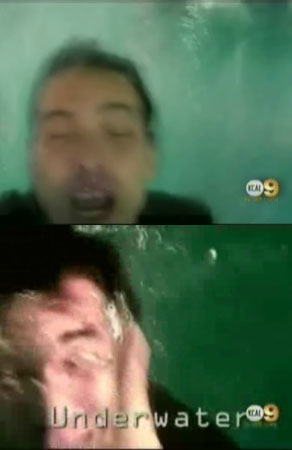 Dave Malkoff Underwater