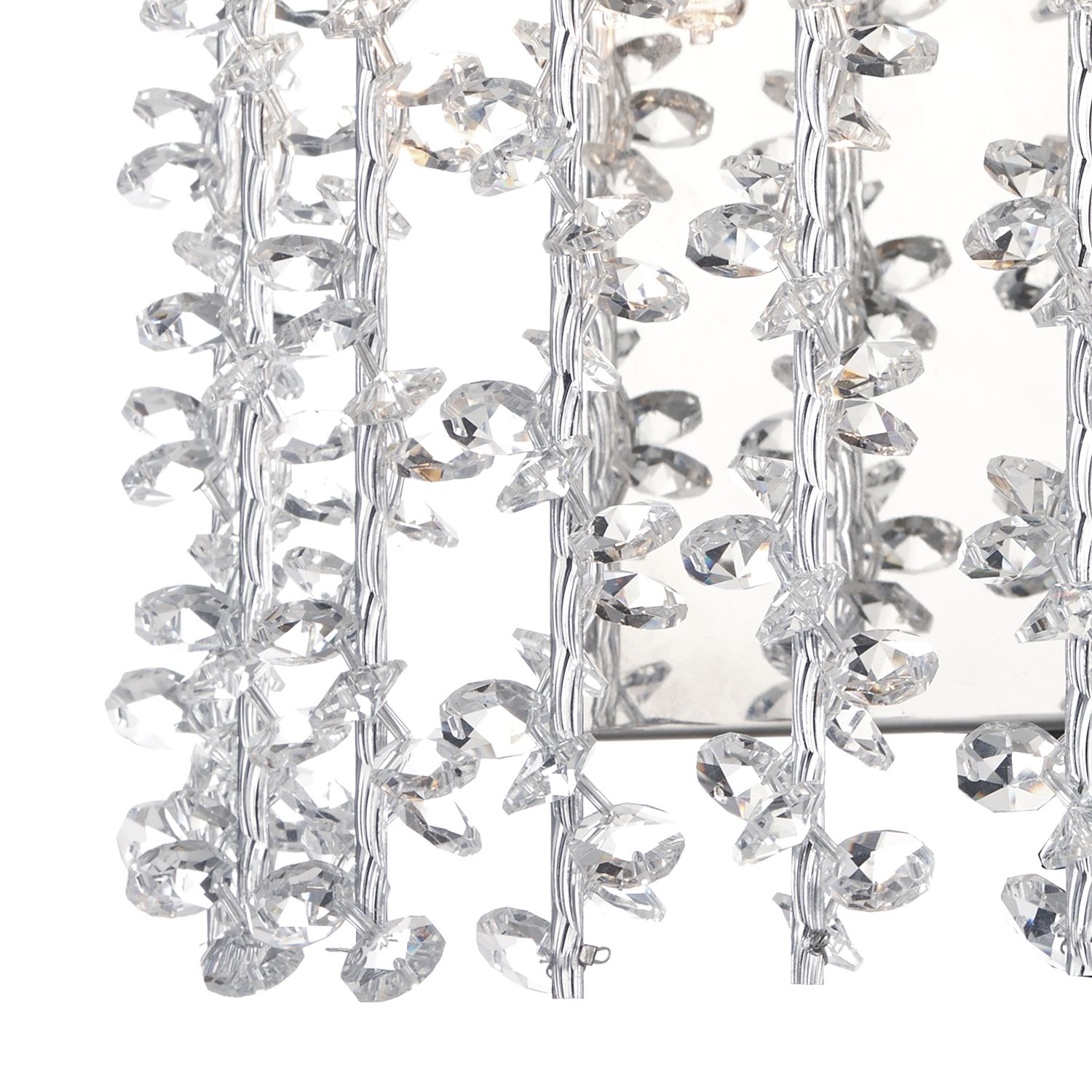 Sestina 2lt Wb Decorative Rods With Crystal Beads