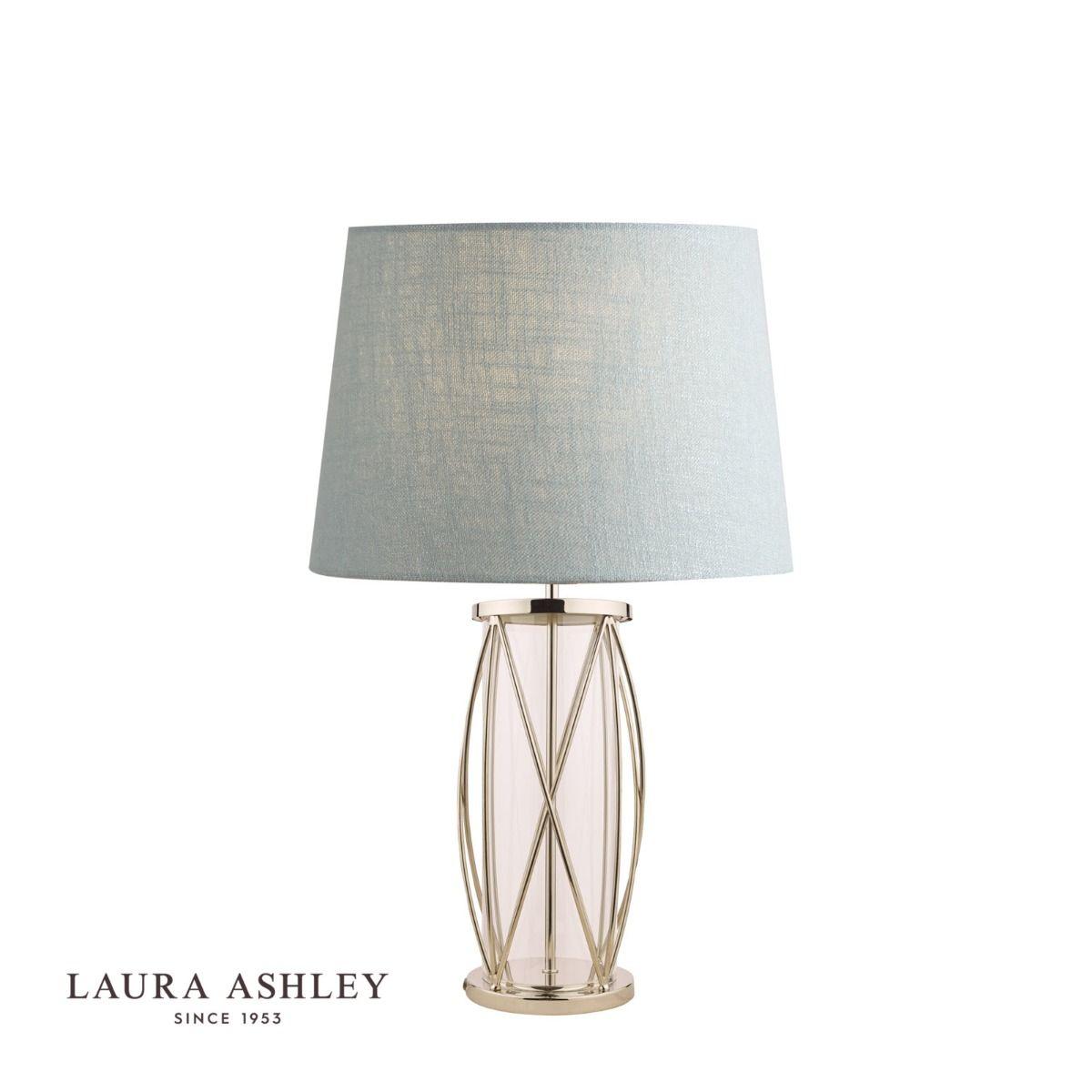 laura ashley beckworth polished nickel
