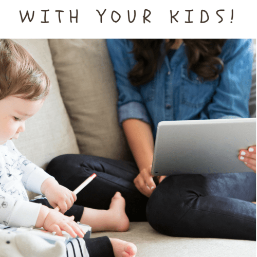 work from home, work/life balance, working mothers, tips to work from home with kids