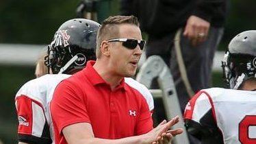 Ralf Kottmeier Defensive Backs Coach