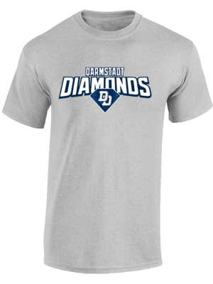 diamonds epic t-shirt herren gray