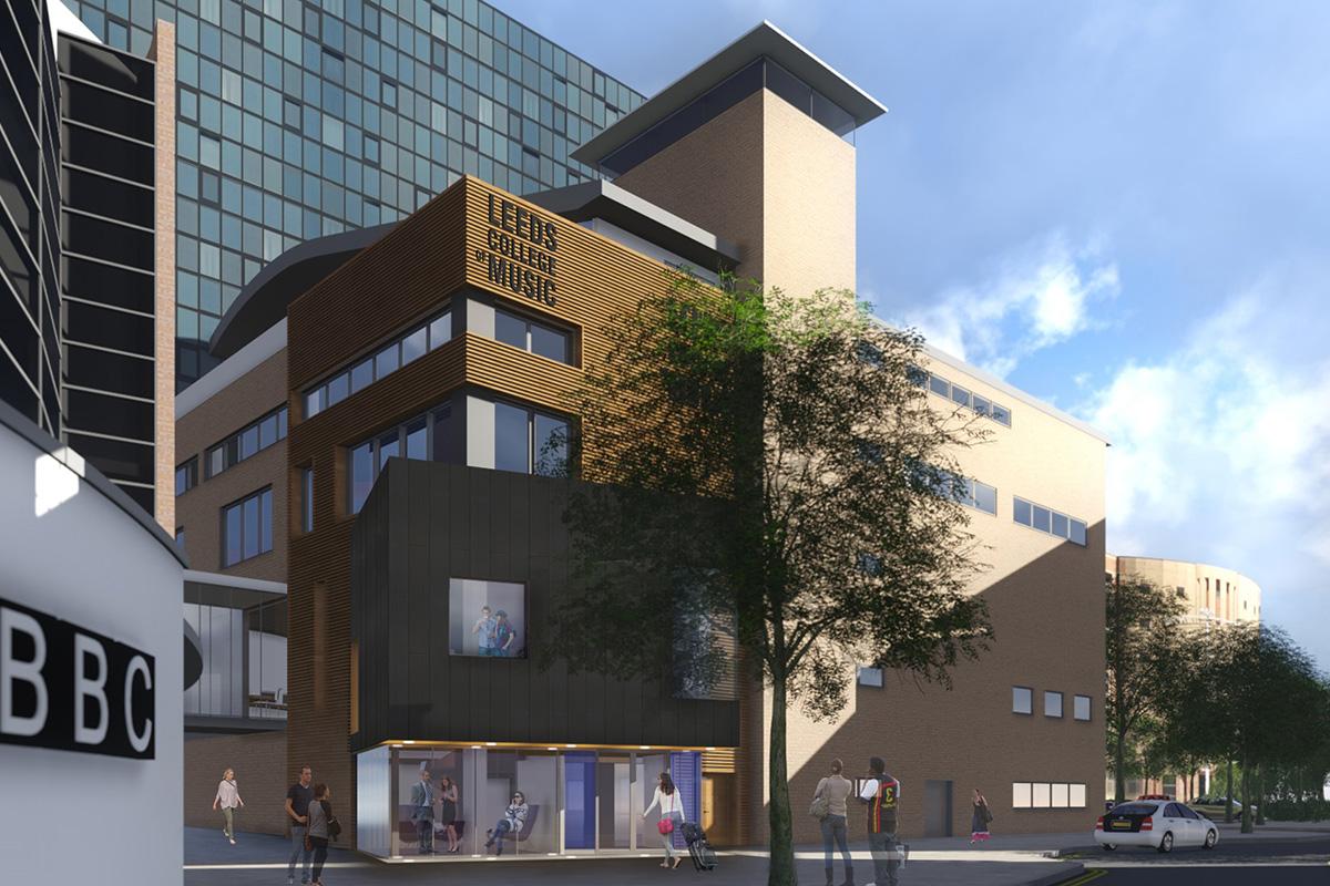 Leeds College Of Music Darntonb3