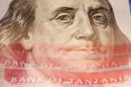 Since many donors slashed over $460 million US dollars in funding for Tanzania's general operating budget, the country has been operating on a shoestring -- but succeeding. Photo: Daniel Hayduk