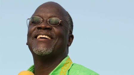 Magufuli has inspired the hashtag #WhatWouldMagufuliDo.