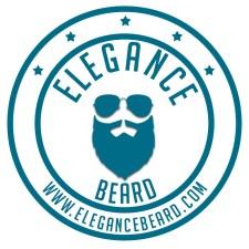 Elegance beard main logo 300dpi