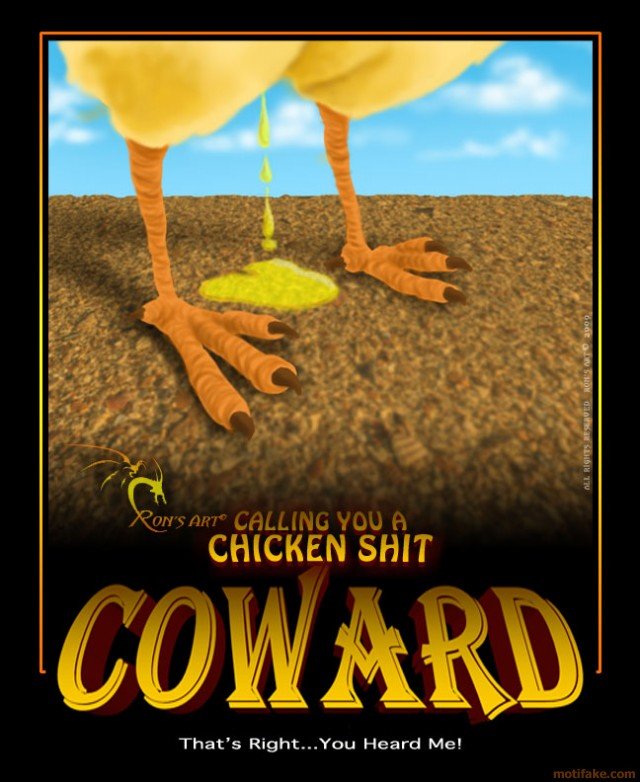 Image result for cowardly democrats