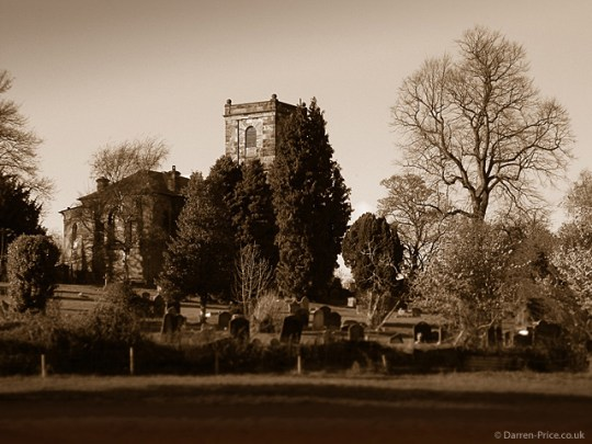 St. Michael's Church in Madeley - Shropshire