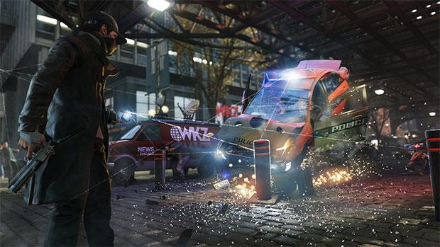 Watchdogs - PS4 screenshot