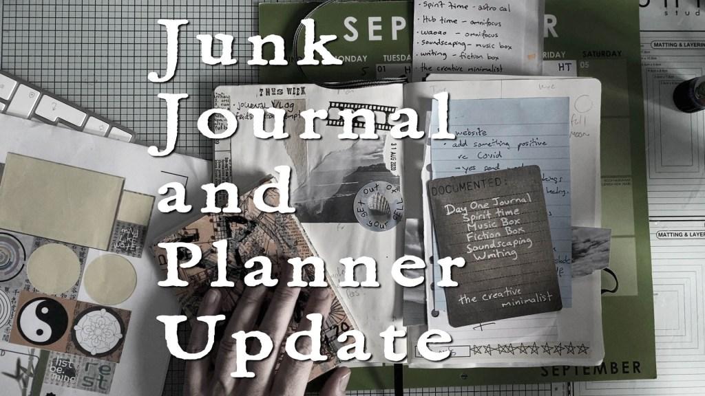 Juuk journal and planner update