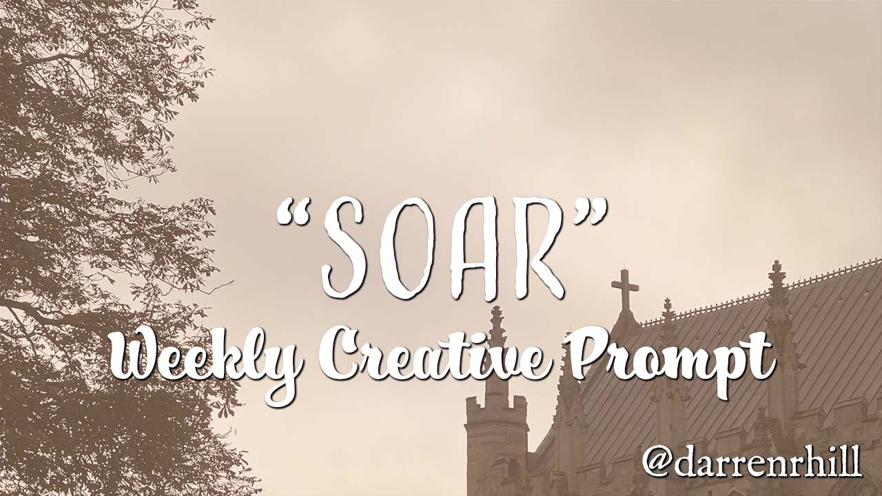 Soar weekly creative prompt