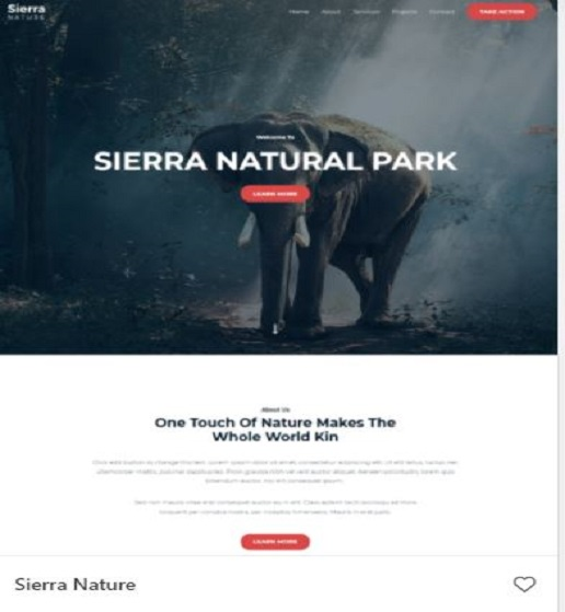 Sierra Nature
