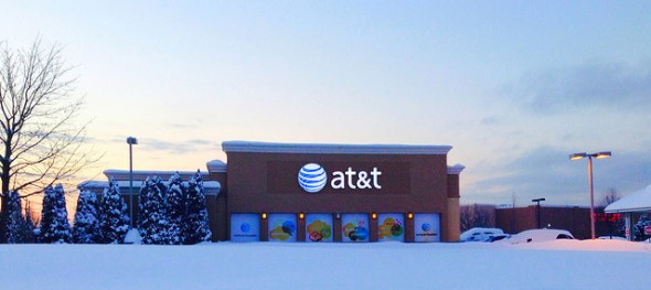 """""""AT&T ATandT"""" by Mike Mozart on Flickr"""