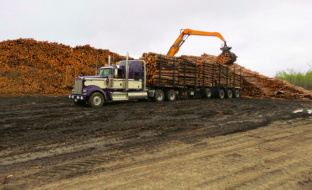 """""""Loading up at the mill"""" by Jeremy Rempel on Flickr"""