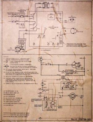 Help with Carrier fan limit switch, c1975, please
