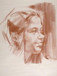 Michelle in Conte