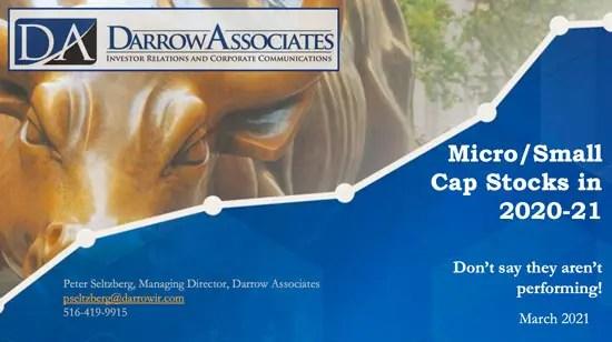 Darrow IR presents at Investor Summit Conference