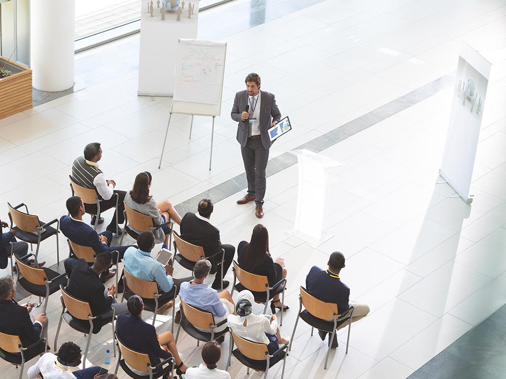 event-speaking