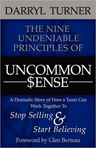 Uncommon Sense Book Cover